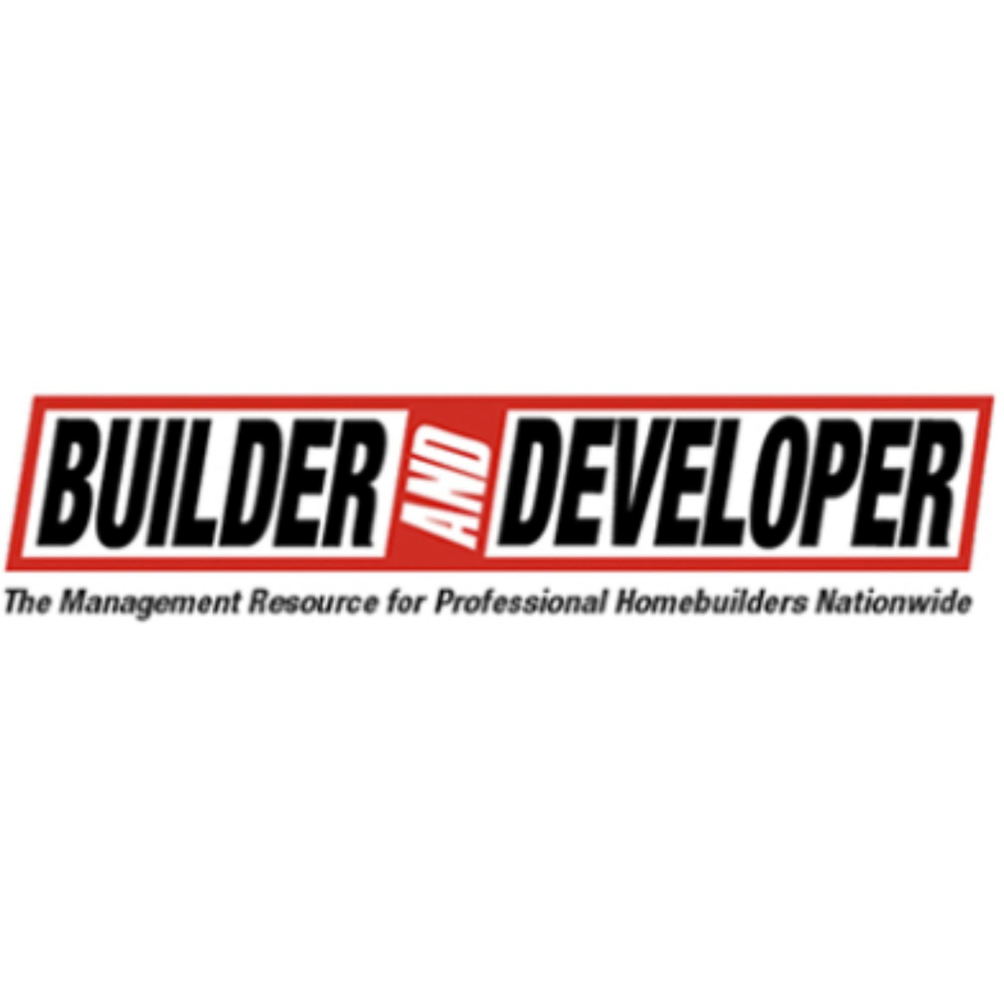 Builder and Developer Award