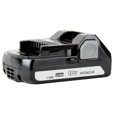 Hitachi 18v lithium ion  330139 BSL1815X web img