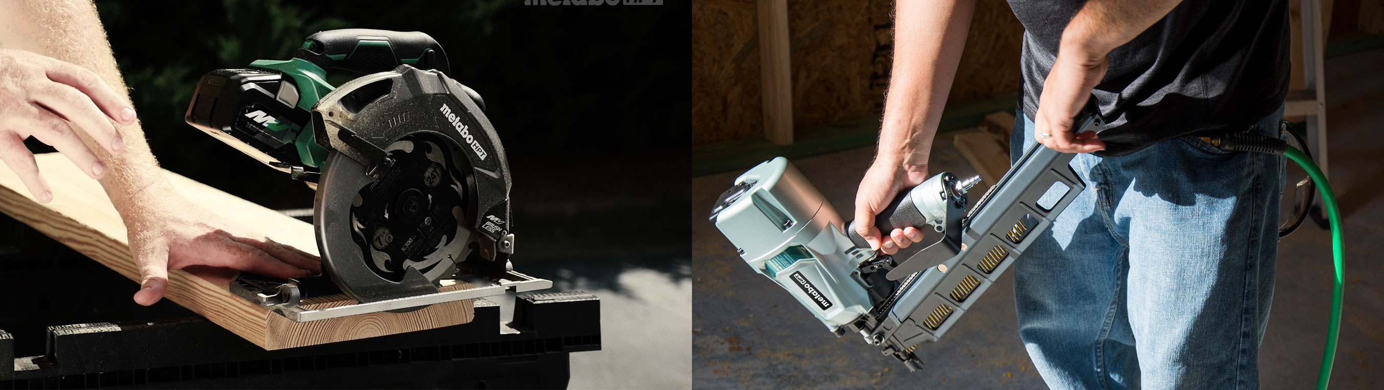 Metabo HPT Power Tools