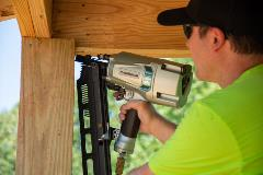 NR83A5 Framing Nailer lifestyle