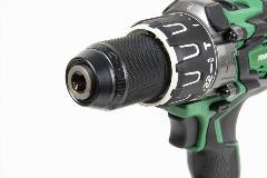 Multivolt Hammer Drill DETAIL 1