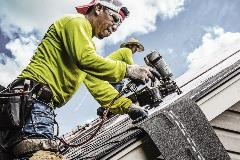 NV45AB2m Roofing Nailer Lifestyle