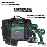 Power Tool Combo Kit
