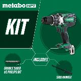 Kit Includes - DS18DBL2Q4-01