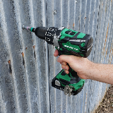 Metabo HPT Hammer Drill Action