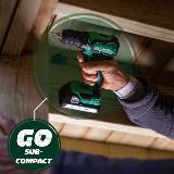 Small Sub Compact Cordless Drill