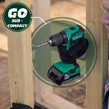Sub Compact Cordless Drill