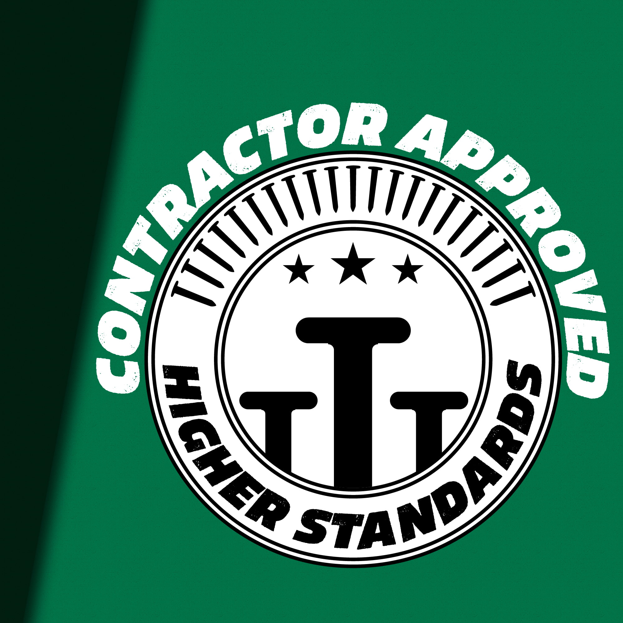 Contractor Approved Logo