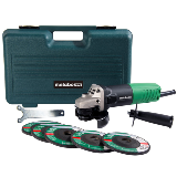 4 1/2 Inch Angle Grinder with Discs