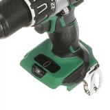 Hammer Drill on tool battery indicatior
