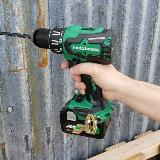 T Series Hammer Drill Lifestyle
