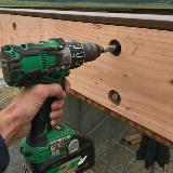 36 Volt Hammer Drill