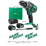 Hammer Drill Name Change Image