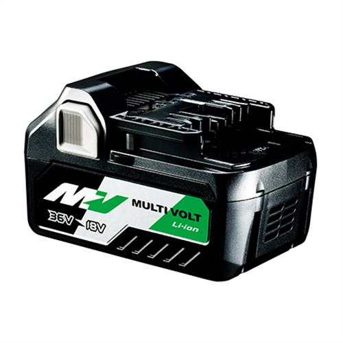 Metabo HPT 36V/18V MultiVolt Lithium Ion Slide Battery (2.5Ah/5.0Ah)