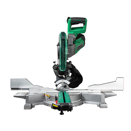 """Metabo HPT 10"""" Sliding Dual Compound Miter Saw with Laser"""