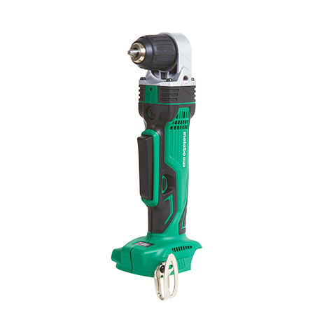 "Metabo HPT 18V Lithium Ion 3/8"" Right Angle Drill"