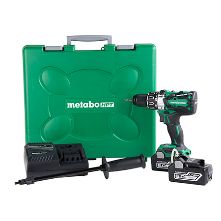 Metabo HPT 18V Lithium Ion Brushless Hammer Drill