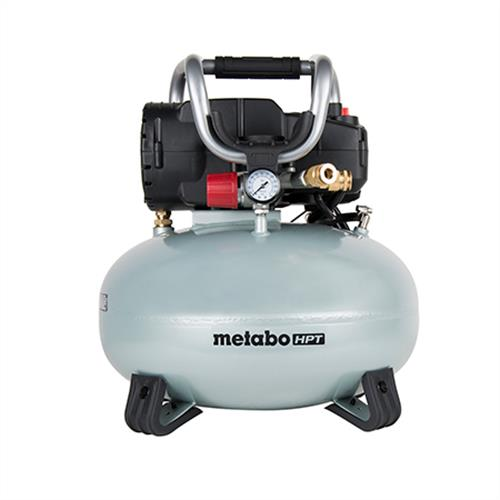 Metabo HPT Portable 6-Gallon Oil-Free Pancake Compressor