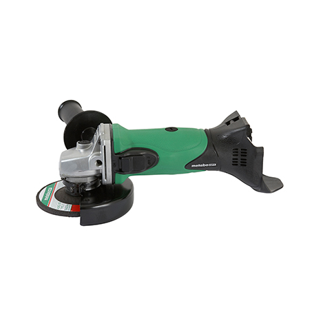 """Metabo HPT 18V Lithium Ion 4-1/2"""" Angle Grinder (Tool Body Only)"""
