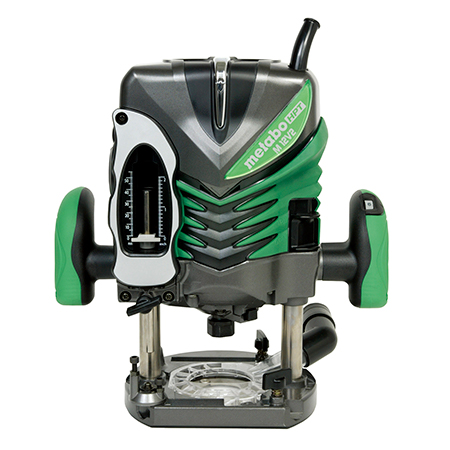 Metabo HPT 3-1/4 Peak HP Variable Speed Plunge Router