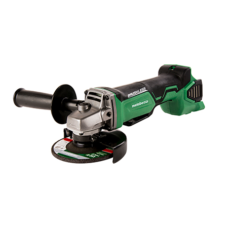 "Metabo HPT 18V Brushless Lithium Ion 4-1/2"" Angle Grinder (Tool Body Only)"