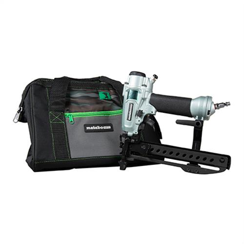 "Metabo HPT 1-1/2"" 18-Gauge Narrow Crown PRO Finish Stapler"