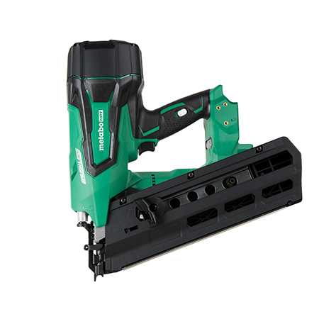 "Metabo HPT 3-1/2"" 18V Cordless Plastic Strip Framing Nailer (Tool Body Only)"