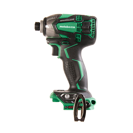 Metabo HPT 18V Lithium Ion Brushless Triple Hammer Impact Driver (Tool Body Only)