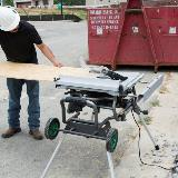 Table Saw Action 2