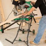 Metabo HPT Sliding Dual Compound Miter Saw with Laser Marker 12 inch