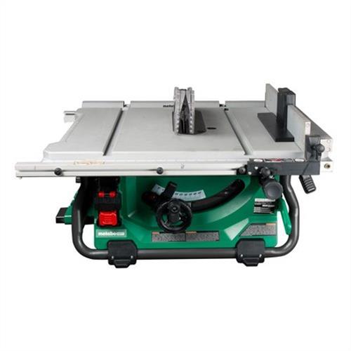 """Metabo HPT 36V MultiVolt Brushless 10"""" Table Saw (Tool Body Only)"""