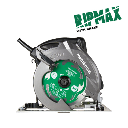 Metabo HPT 15 Amp Pro Circular Saw with Electric Brake 7-1/4 inch