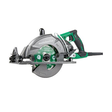 Metabo HPT 15 Amp Worm Drive Circular Saw 7-1/4 inch