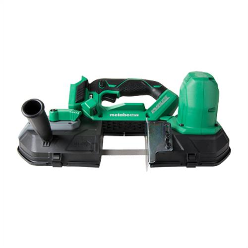 Metabo HPT 18 Volt Brushless Lithium Ion Band Saw 3-1/4 inch