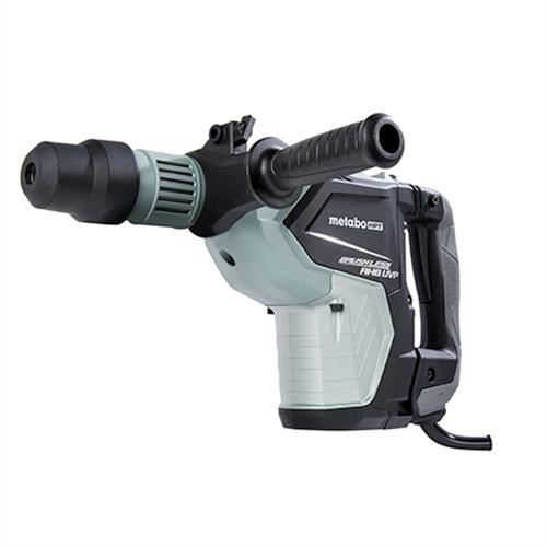 Metabo HPT 1-9/16  AC Brushless, AHB Aluminum Housing Body, UVP User Vibration Protection, AC/DC SDS Max Rotary Hammer