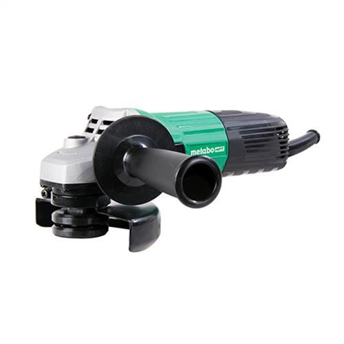 Metabo HPT 5.1-Amp, 4-1/2 inch Slide Switch Angle Grinder