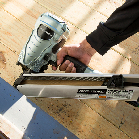 3 1 2 Quot 30 176 Paper Collated Framing Nailer Metabo Hpt