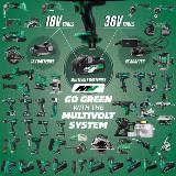 MultiVolt System Power Tools