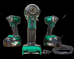 MultiVolt Triple Hammer Corded Option or Cordless Option