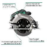 MultiVolt Circular Saw benefits