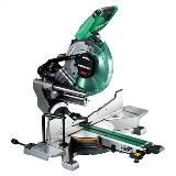 "36V MultiVolt Brushless 10"" Dual Bevel Sliding Miter Saw with MultiVolt AC Adapter model C3610DRA_angle image"