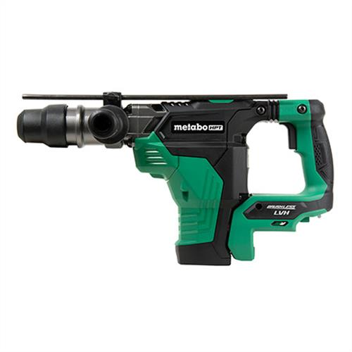 36V MultiVolt Brushless 1-9/16-in SDS Max Rotary Hammer model DH36DMAQ2_SIDE image
