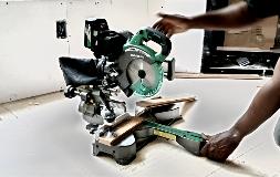 MultiVolt Professional 7 1/4 Miter Saw