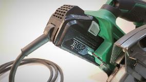Multivolt AC adapter on Circular Saw