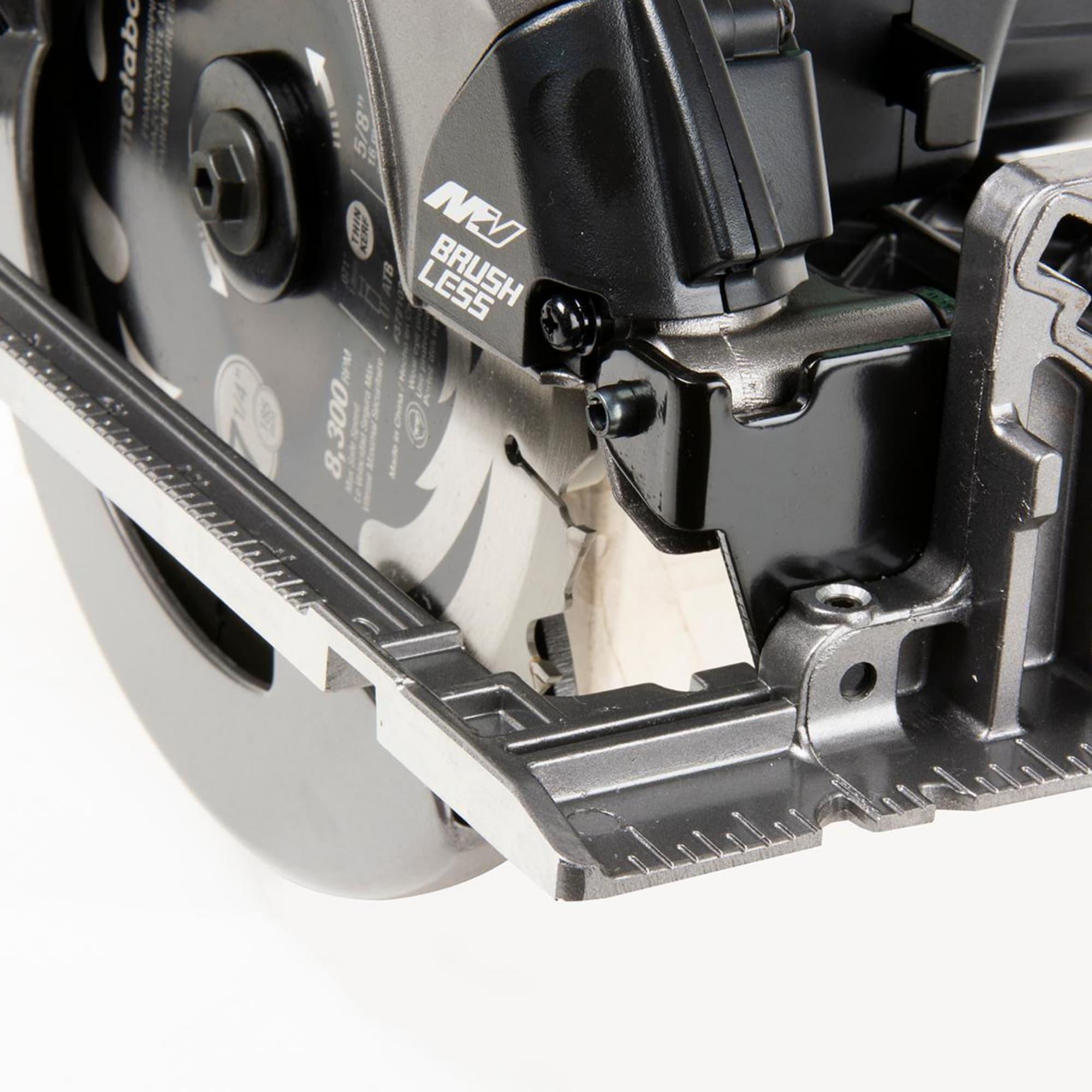 "Metabo HPT C3607DAQ4M 36V MultiVolt Brushless 7-1//4/"" Circular Saw Tool Only"