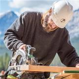 MultiVolt Cordless Circular Saw Lifestyle