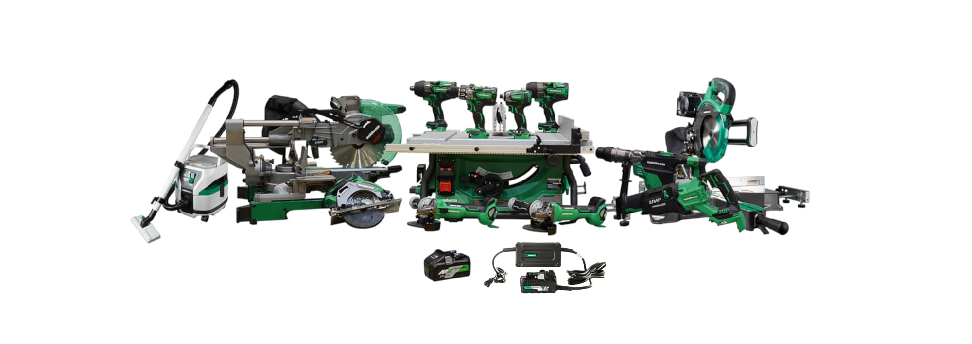 Metabo HPT Multivolt Family image
