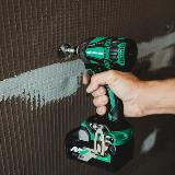 MultiVolt Impact Driver in Action