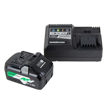 36V/18V MultiVolt Lithium Ion Slide Battery and Charger Starter Kit model UC18YSL3(B1) Package Image
