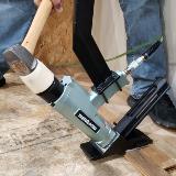 Flooring Stapler lifestyle 2